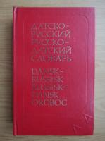 Anticariat: Dansk-russisk og russisk-dansk lommeordbog
