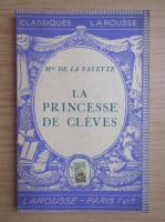 Doamna de La Fayette - La princesse de Cleves (1939)