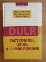 Anticariat: Elena Comsulea - Dictionar uzual al limbii romane