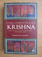 Mataji Devi Vanamali - Viata completa a lui Krishna