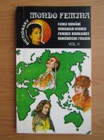 Anticariat: Mioara Mincu - Dictionar Mondofemina (volumul 2)