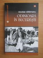Nicolae Vatamanu - Odinioara in Bucuresti
