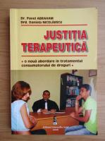Anticariat: Pavel Abraham - Justitia terapeutica