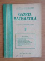 Anticariat: Revista Gazeta Matematica, anul LXXXIV, nr. 3, 1979