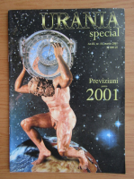 Revista Urania, anul III, nr. 10, martie 2001