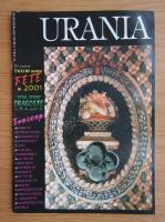Revista Urania, anul III, nr. 12, iulie 2001