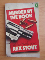 Anticariat: Rex Stout - Murder by the book