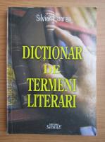 Anticariat: Silvian Floarea - Dictionar de termeni literari