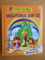 Vrajitorul din Oz. Contine 6 puzzle-uri