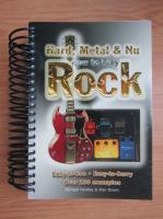 Alan Brown - How to play hard, metal and nu rock