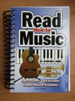 Alan Charlton - How to read music