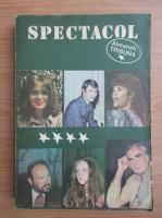 Almanah Tribuna, Spectacol, 1986