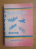 Anticariat: Ana Blaga - Notiuni de teorie literara si compozitie
