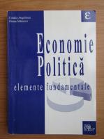 Anticariat: Coralia Angelescu - Economie politica. Elemente fundamentale