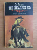 Anticariat: Cy James - The cimarron kid