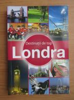 Anticariat: Destinatii de top. Londra
