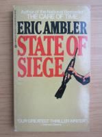 Eric Ambler - State of siege