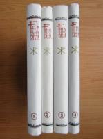 Filocalia sau culegere din scrierile Sfintilor Parinti care arata cum se poate omul curati, lumina si desavarsi (4 volume)