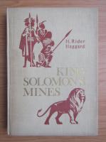 Anticariat: H. Rider Haggard - King Solomon's mines