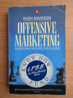 Anticariat: Hugh Davidson - Offensive marketing