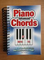 Jake Jackson - Piano advanced chords