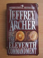 Anticariat: Jeffrey Archer - The eleventh commandment