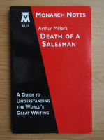 Anticariat: Joan Thellusson Nourse - Arthur Miller's death of a Salesman. A guide to understanding the world's great writing