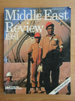 Anticariat: Middle East review 1981