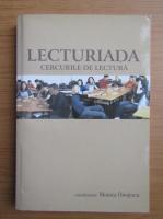 Monica Onojescu - Lecturiada. Cercurile de lectura