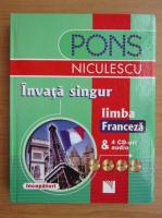 Anticariat: Pascale Rousseau - Invata singur limba franceza