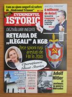 Revista Evenimentul Istoric, nr. 27, 29 mai-26 iunie 2020