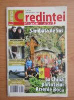 Anticariat: Revista Lumea Credintei, nr. 9, septembrie 2016
