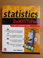 Stan Gibilisco - Statistics demystified