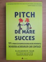 A. Tauber - Pitch de mare succes