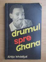 Anticariat: Alfred Hutchinson - Drumul spre Ghana
