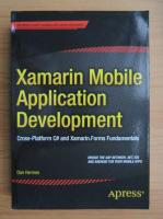 Anticariat: Dan Hermes - Xamarin mobile application development