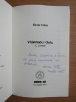 Anticariat: Doina Cetea - Voievodul Gelu (cu autograful autoarei)