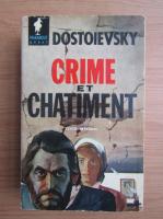 Dostoievski - Crime et chatiment