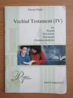 Anticariat: Flavius Tudor - Vechiul Testament 4