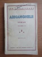 Ion Agarbiceanu - Arhanghelii (volumul 2, 1936)