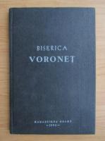 Ion I. Solcanu - Biserica Voronet