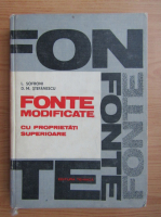 L. Sofroni - Fonte modificate