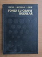 Anticariat: Laurentiu Sofroni - Fonta cu grafit nodular