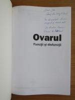 Anticariat: Nicolae Cernea - Ovarul. Functii si disfunctii (cu autograful autorului)