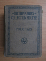 Anticariat: Oskar Callier - Dictionnaire de poche francais-polonais et polonais-francais (1931)