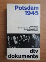 Anticariat: Potsdam 1945