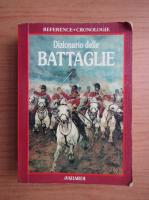 Anticariat: Renzo Rossi - Dizionario delle battaglie