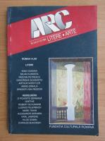 Anticariat: Revista Arc, Litere, Arte, nr. 3-4, 1994