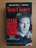 Anticariat: Tom Clancy - Clear and present danger