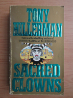 Anticariat: Tony Hillerman - Sacred clowns